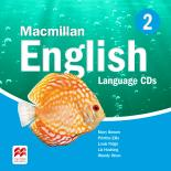 Macmillan English 2 Language Book Audio CDs