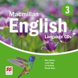 Macmillan English 3 Language Book Audio CDs