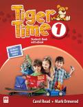 Tiger Time Level 1 Student Book + eBook Pack