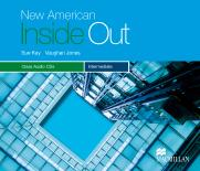 New American Inside Out Intermediate Class Audio CDs