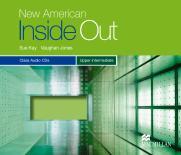 New American Inside Out Upper Intermediate Class Audio CDs