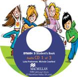 Smash 3 Class Audio CD International