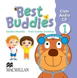 Best Buddies 1 Class Audio CD