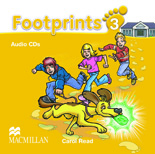 Footprints 3 Class Audio CD