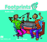 Footprints 6 Class Audio CD