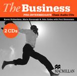 The Business Pre-Intermediate Class Audio CD