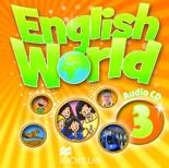 English World 3 Audio CD