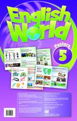 English World 5 Posters