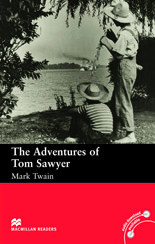 Macmillan Readers: The Adventures of Tom Sawyer without CD