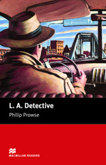 Macmillan Readers: L.A. Detective without CD