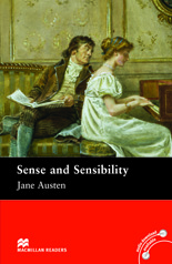 Macmillan Readers: Sense and Sensibility without CD