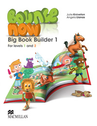 Bounce Now Big Book Builder 1 for Levels 1 and 2