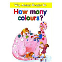 Way Ahead Reader 1a: How Many Colours?