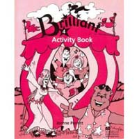 Brilliant 4 Activity Book