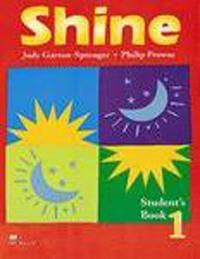 Shine 1 Audio CD