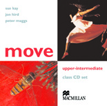 Move Upper Intermediate Class Audio CDs