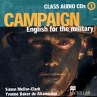 Campaign 1 Class Audio CD
