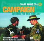 Campaign 2 Class Audio CD