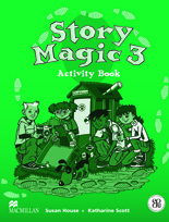 Story Magic 3 Activity Book