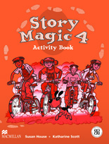 Story Magic 4 Activity Book