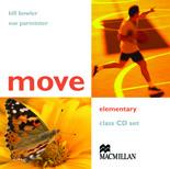 Move Elementary Class Audio CDs