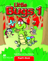 Little Bugs 1 Pupil