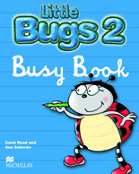 Little Bugs 2 Busy Book