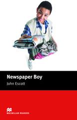 Macmillan Readers: Newspaper Boy