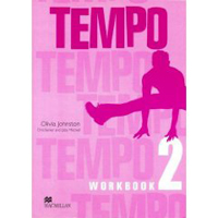 Tempo 2 Workbook and CD-ROM Pack