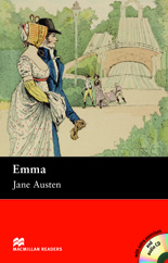 Macmillan Readers: Emma Pack