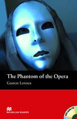 Macmillan Readers: The Phantom of the Opera Pack