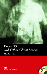 Macmillan Readers: Room 13 and Other Ghost Stories Pack