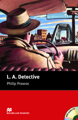 Macmillan Readers: L.A. Detective Pack