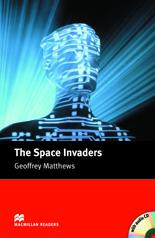 Macmillan Readers: The Space Invaders Pack