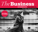 The Business Intermediate Class Audio CD