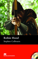 Macmillan Readers: Robin Hood Pack
