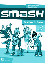 Smash 3 Teachers Book International
