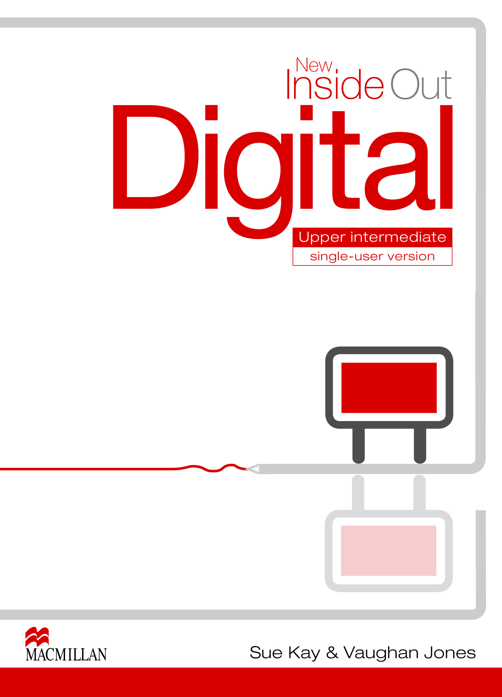New Inside Out Upper Intermediate Digital Single User