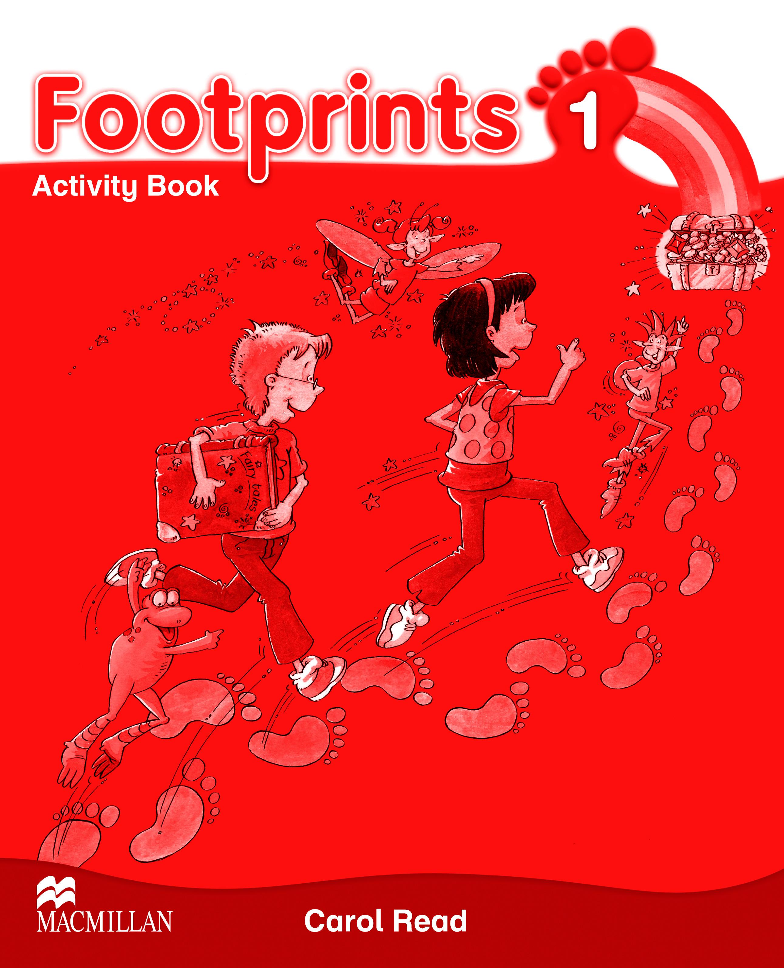 Footprints 1 Activity Book