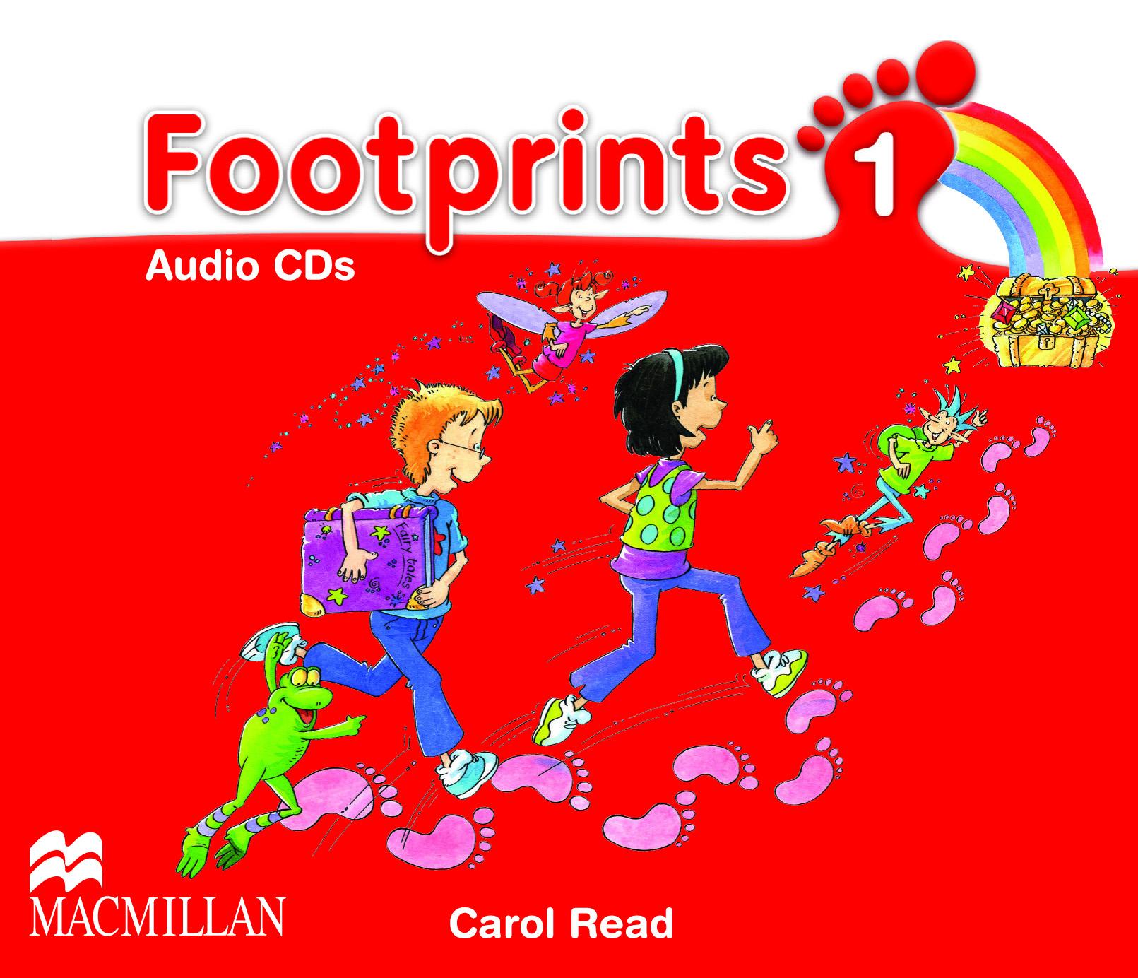 Footprints 1 Class Audio CD