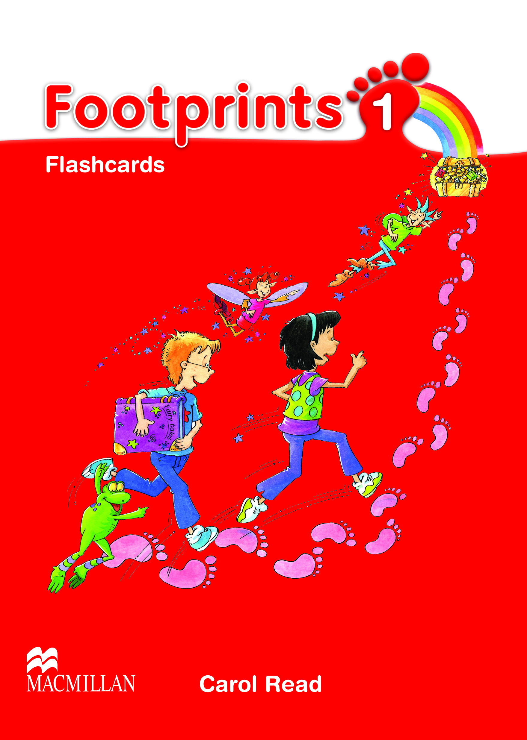 Footprints 1 Flashcards