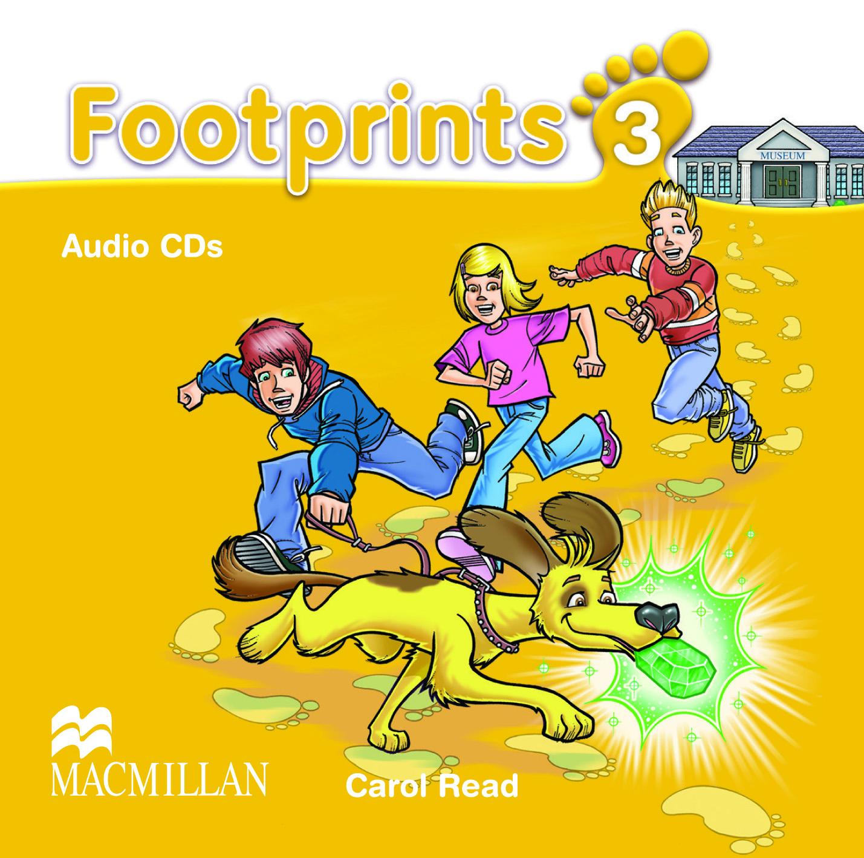 Footprints 3 Class Audio CD