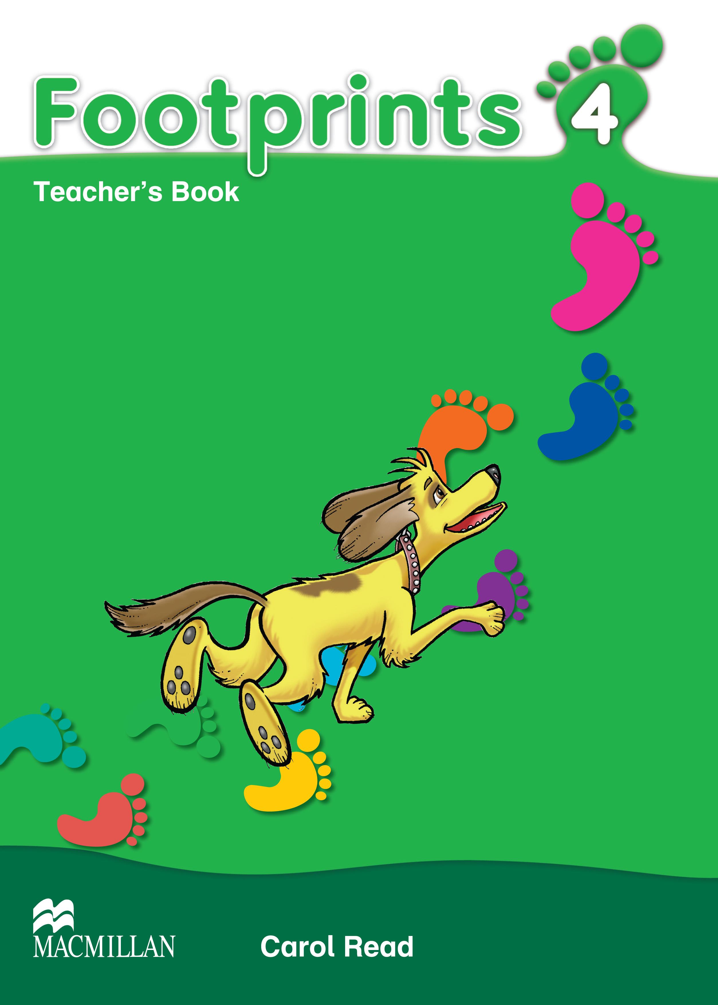 Footprints 4 Teacher