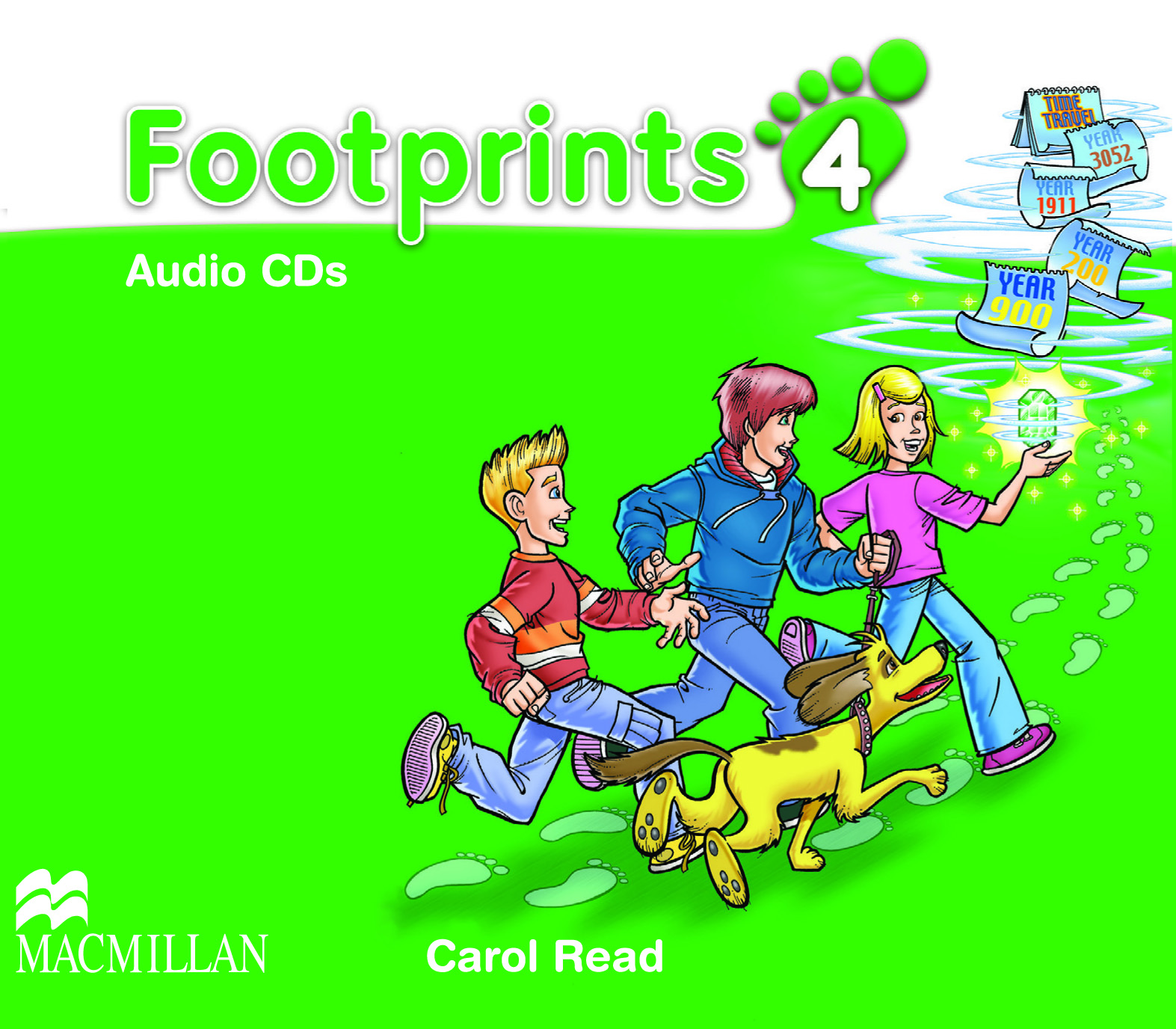 Footprints 4 Class Audio CD