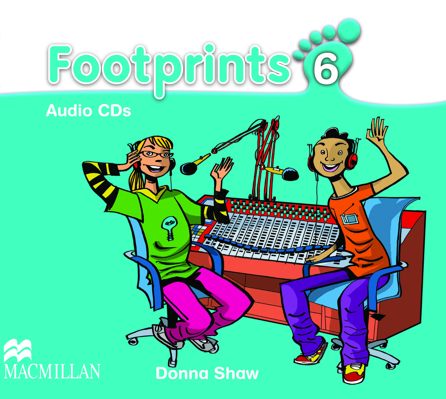 Footprints 6 Class Audio CD