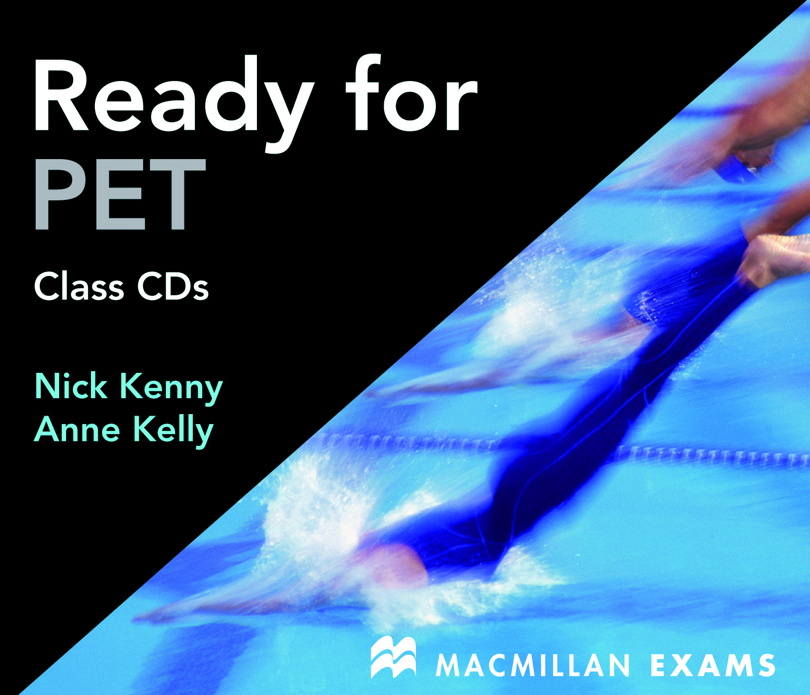 New Ready for PET Class CD
