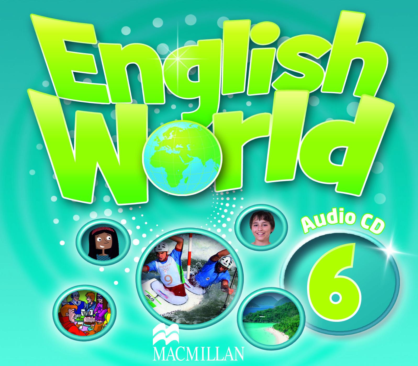 English World 6 Audio CD