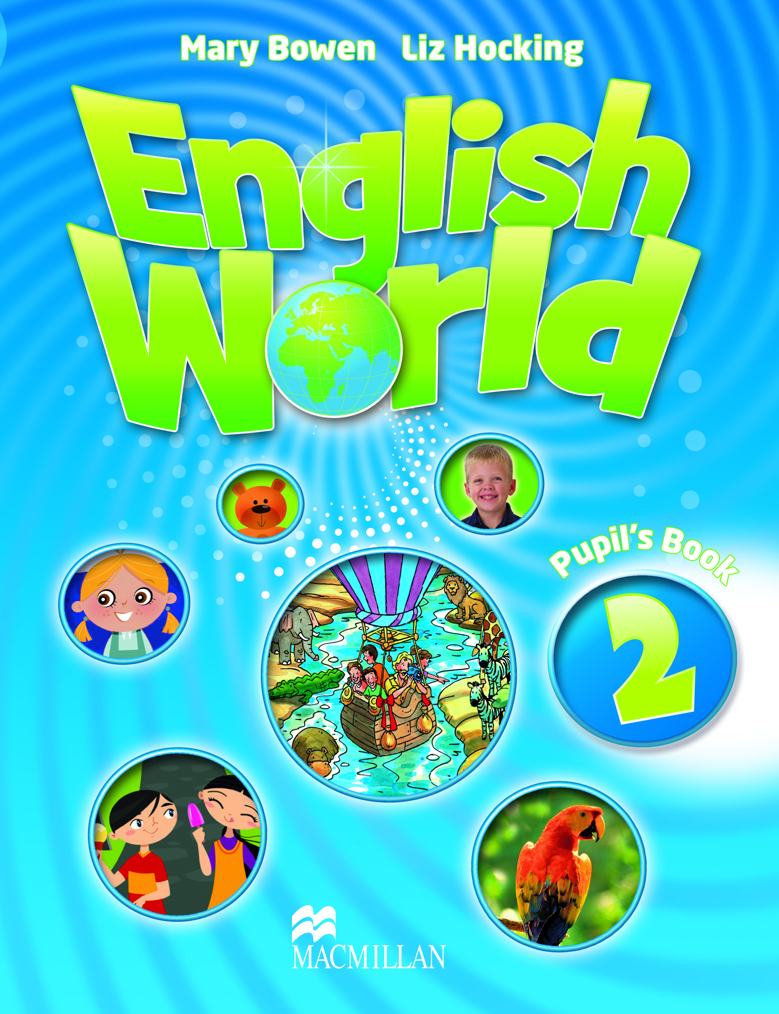 English World 2 Pupil