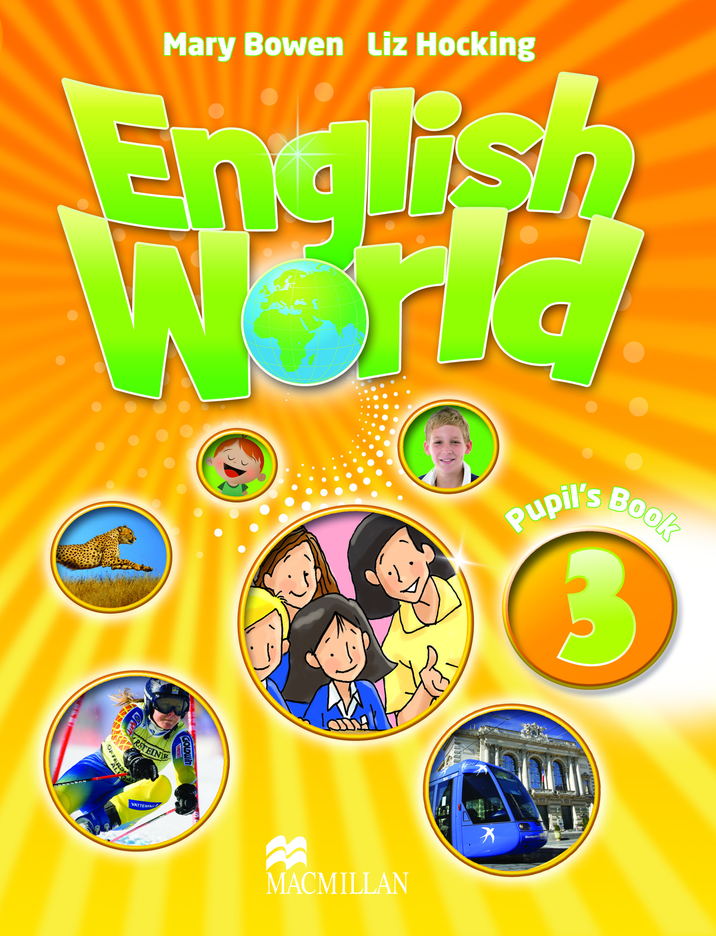 English World 3 Pupil