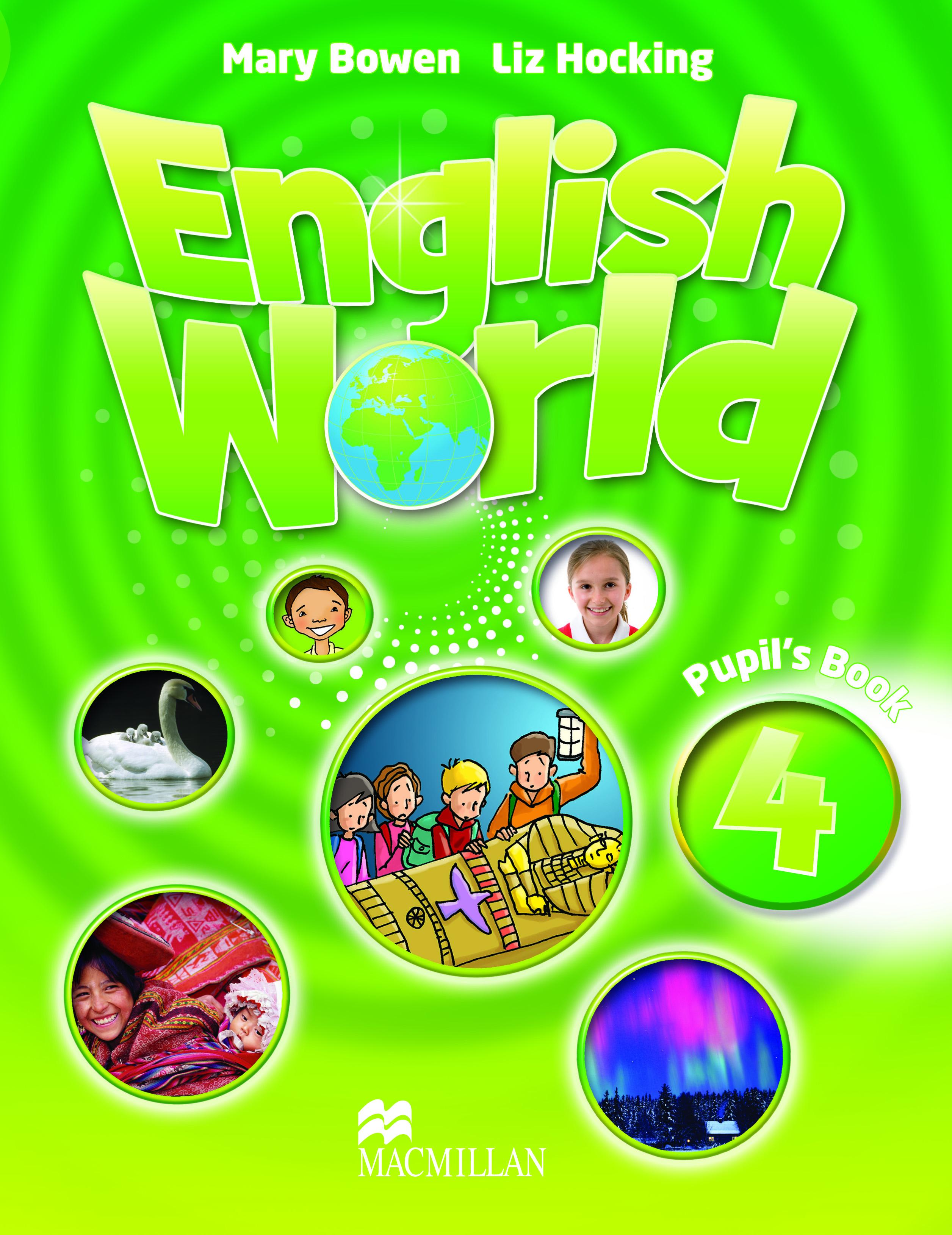 English World 4 Pupil